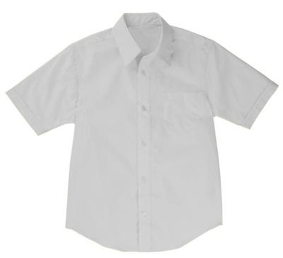 3005c4dfc5f73 Boys Button Shirt (SS) — Acehall School